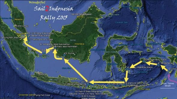Preliminary 2015 Route